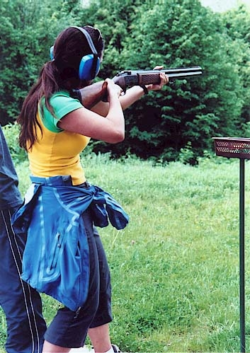 Clay-pigeon Shooting near Topoľčianky