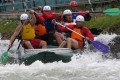 Wild Water-canal rafting, Slovakia