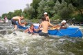 Canoeing in Slovakia